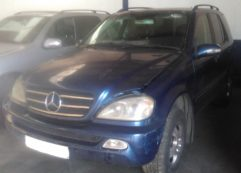 MERCEDES BENZ ML